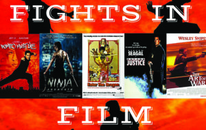 Fights in Film Media page